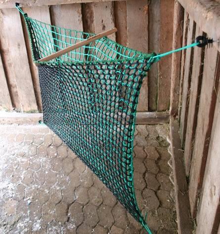 two in one haynet