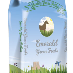 grass pellets so your horse can enjoy quality grass year round